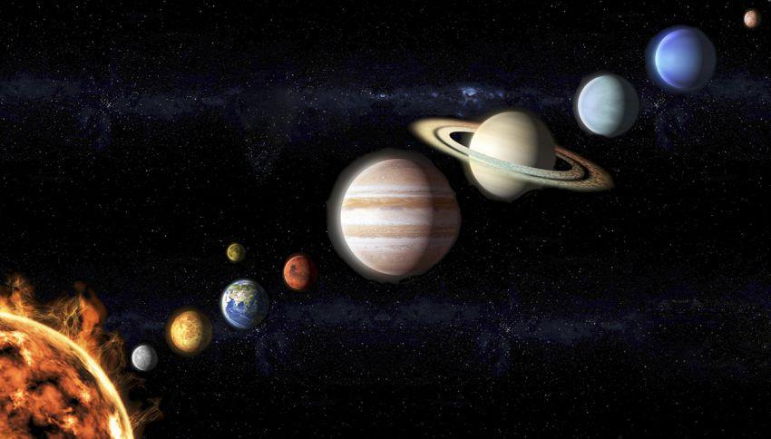 Sistema solare, scoperto Goblin: tracce del misterioso Pianeta 9