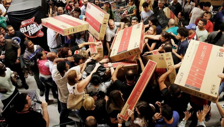 Com'è nato il Black Friday?