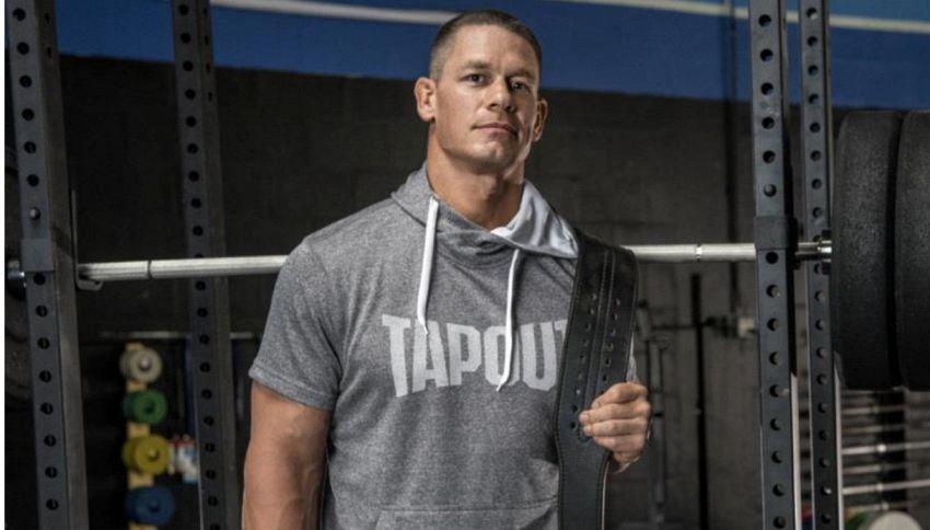 Cosa c'entra John Cena con Capitan America?