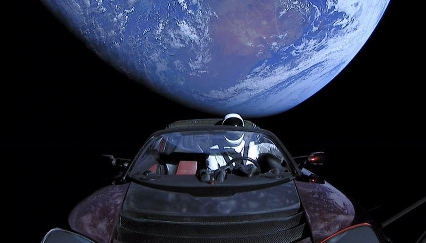 Si chiama Starship ed è il Millennium Falcon di Elon Musk