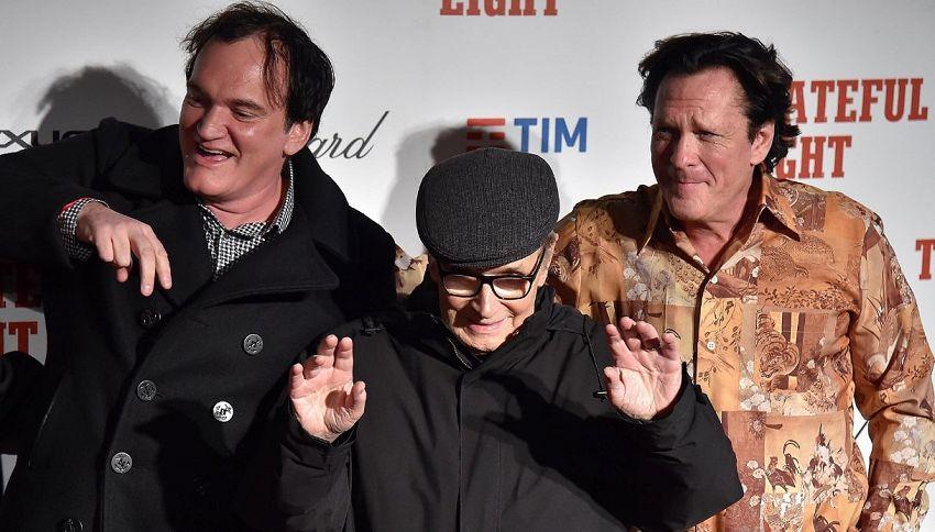 Storia dell'eterna collaborazione tra Morricone e Tarantino
