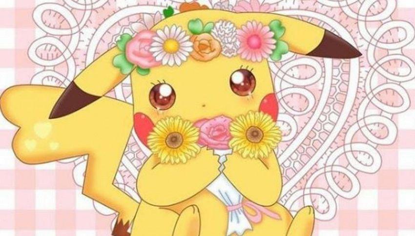 Ma quindi Pikachu è maschio o femmina?