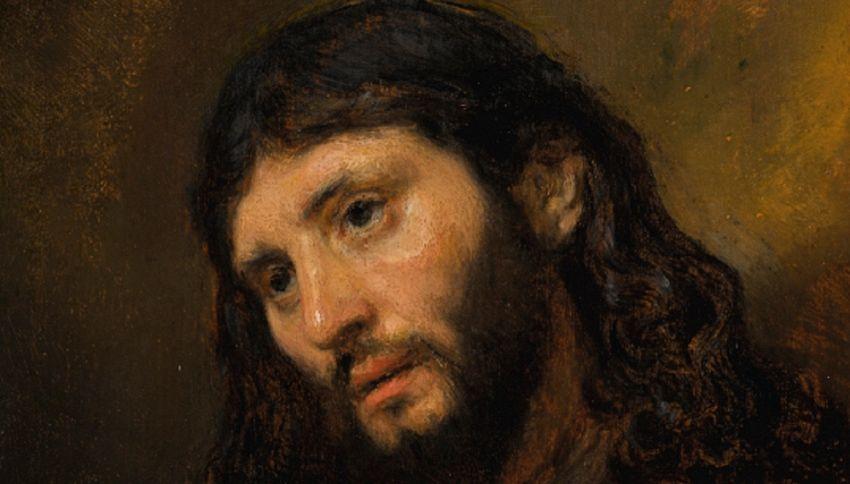 Un quadro cela le impronte digitali di Rembrandt
