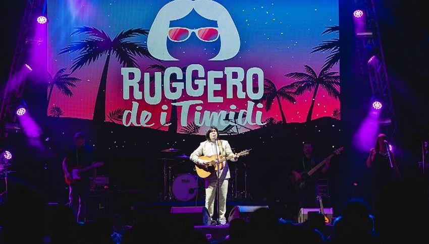 Il cantautorato secondo Ruggero de I Timidi: la sua playlist