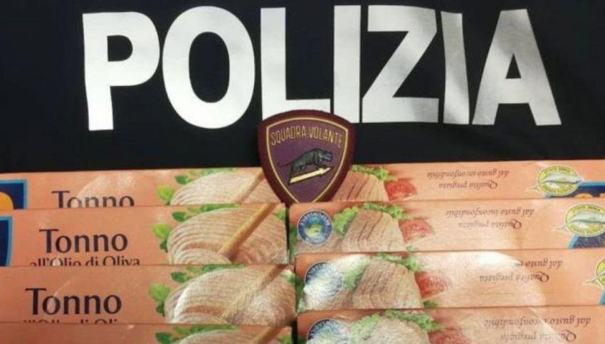 Questura di Treviso: operazione tonno in scatola
