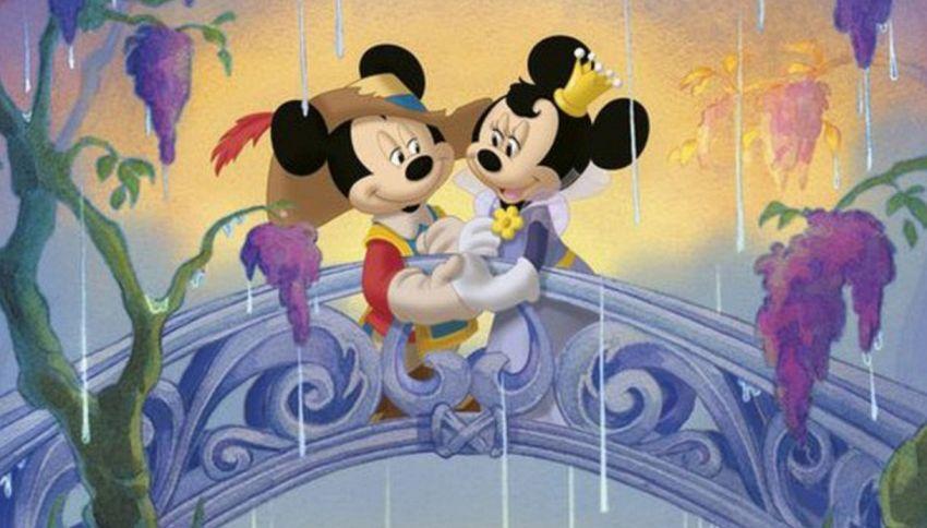 Topolino e Minnie sono fidanzati o sposati?