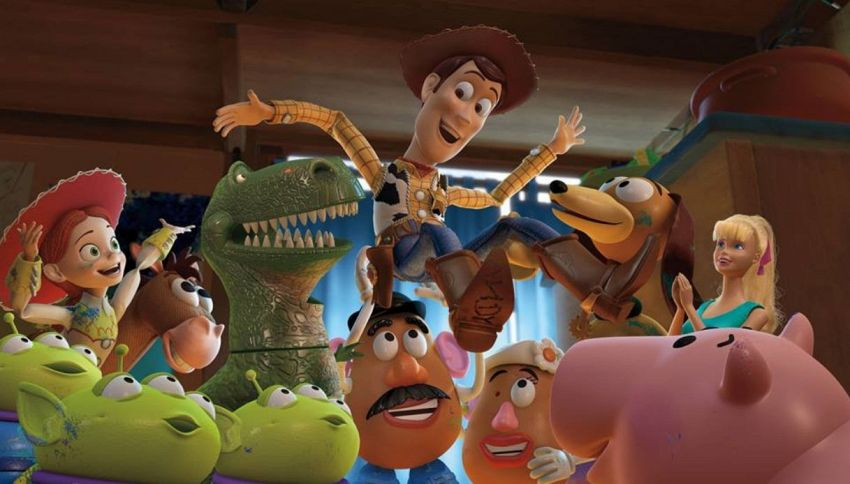 Chi è Forky, il nuovo personaggio di Toy Story 4