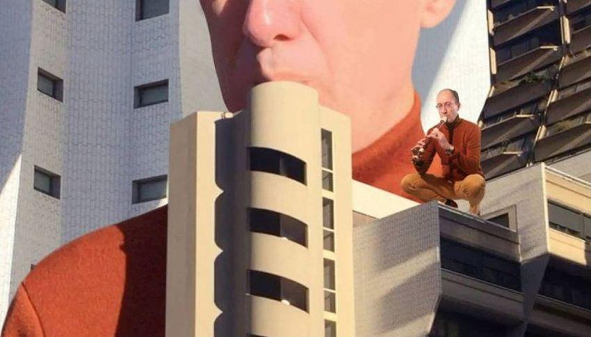 Chi è Vladimir Cauchemar, il flautista che ti manda in trip