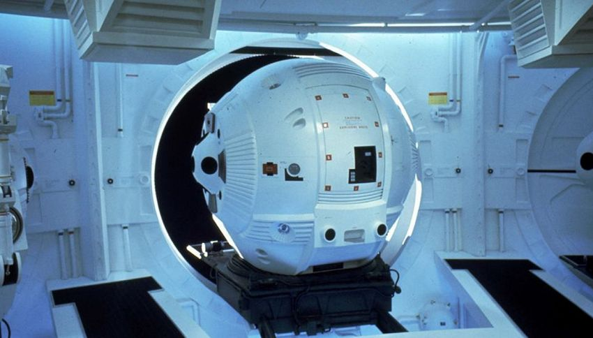 """""""2001 Odissea nello spazio"""", 50 anni di terrapiattisti"""