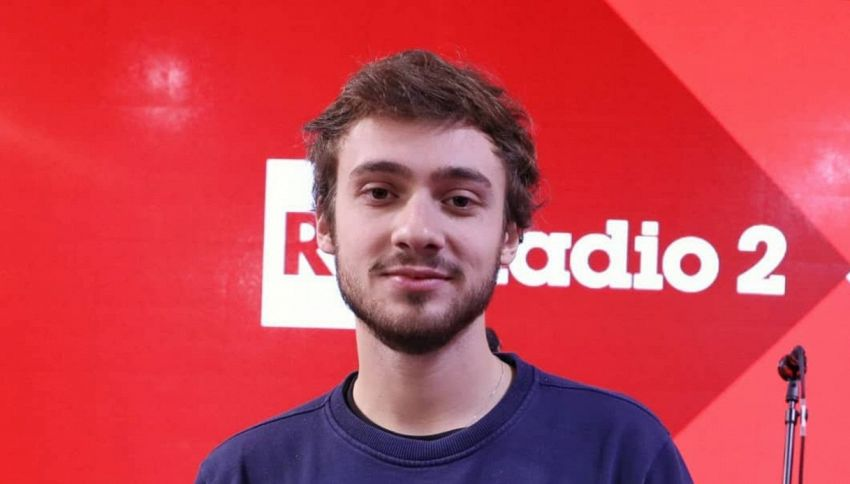 Chi è Fosco 17, concorrente di Sanremo Giovani