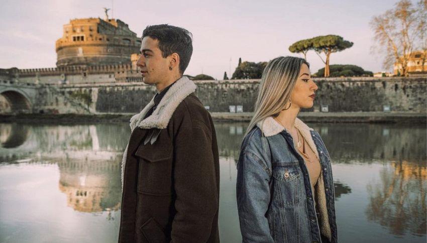 Chi sono Fedrix & Flaw, concorrente di Sanremo Giovani