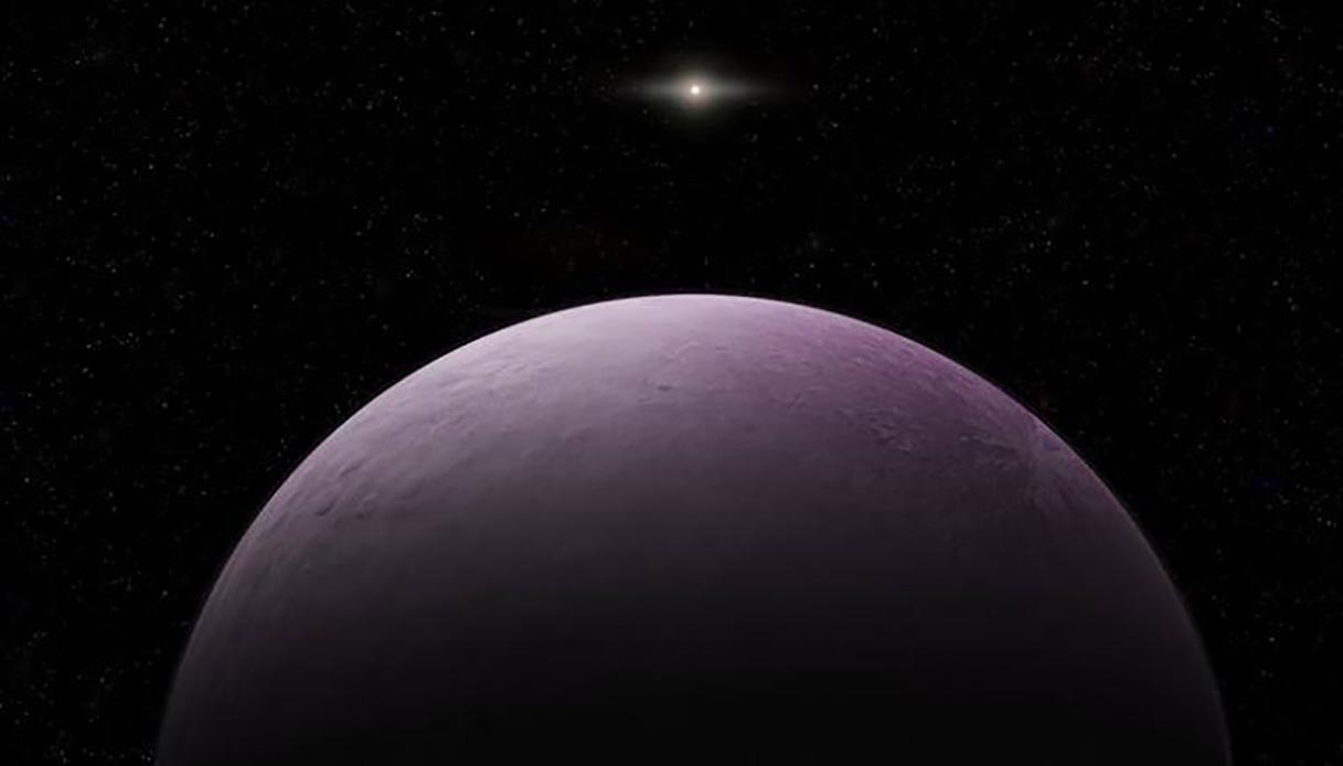 È stato scoperto l'oggetto più distante del sistema solare