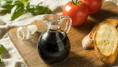I 10 benefici dell'aceto balsamico