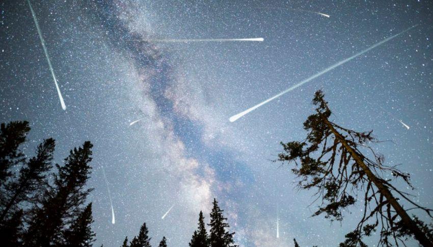 Cos'è e come vedere lo sciame meteorico di Geminidi