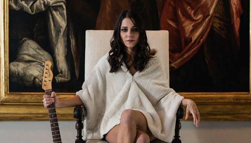 Chi è Giulia Mutti, concorrente di Sanremo Giovani