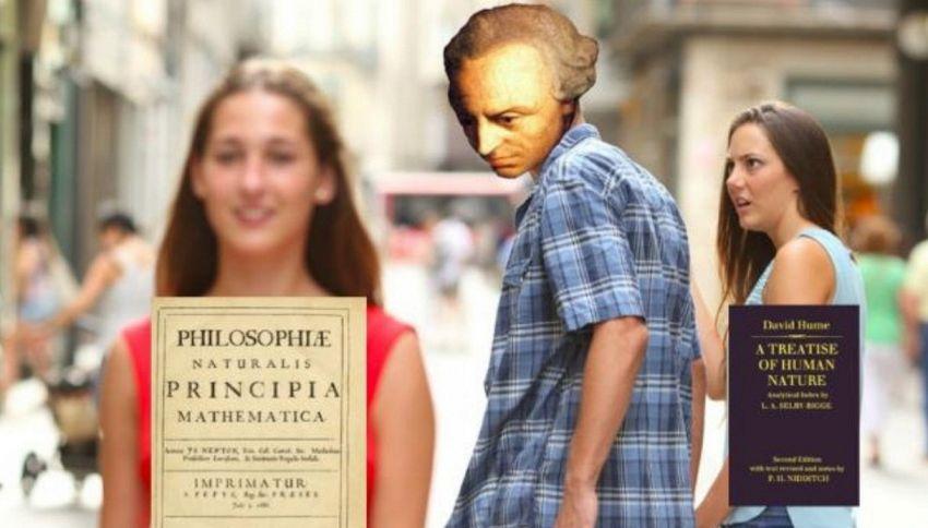 Russia vs Kant: gli studenti da che parte stanno?