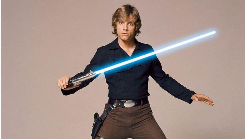 Un Jedi dietro le sbarre: arrestato Luke Sky Walker