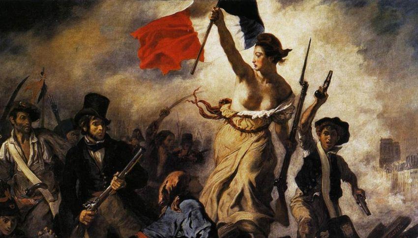 Sembra proprio che la Rivoluzione Francese sbarcherà su Netflix