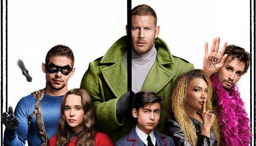 "Chi sono i supereroi di ""The Umbrella Academy""?"