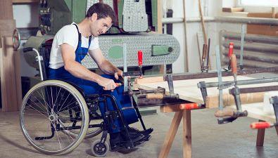 Pensione anticipata per invalidità, inabilità o handicap