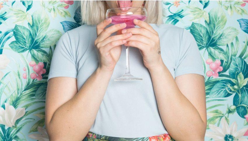 Lacrime di unicorno: ecco il vino rosa per i selfie su Instagram
