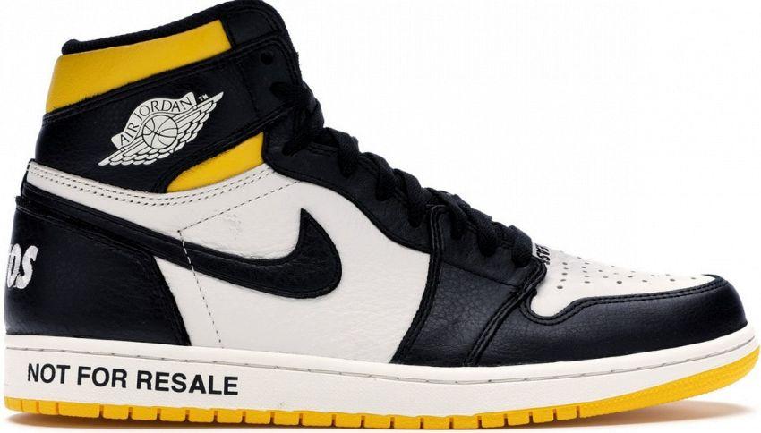 Le 10 sneakers che hanno più valore sul mercato