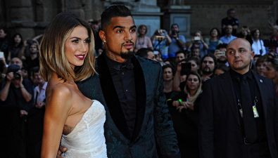 Torna l'amore tra Melissa Satta e Kevin-Prince Boateng