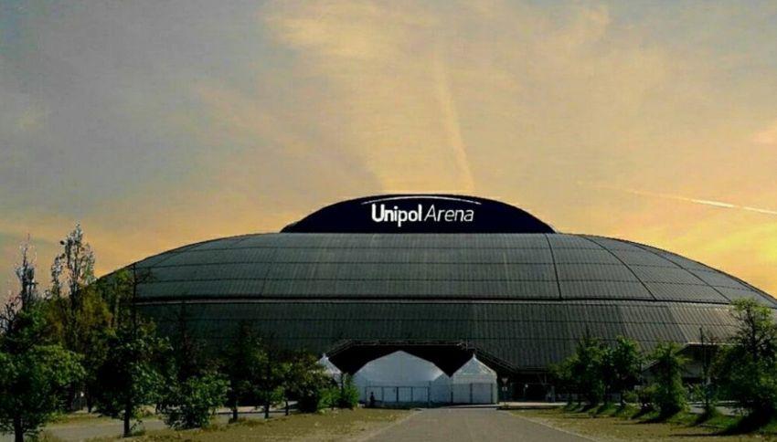 Unipol Arena, Bologna - Concerti ed eventi
