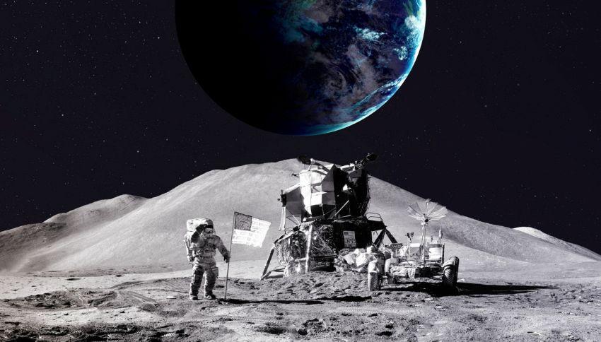 La Nasa vuole tornare sulla Luna e stavolta per restarci