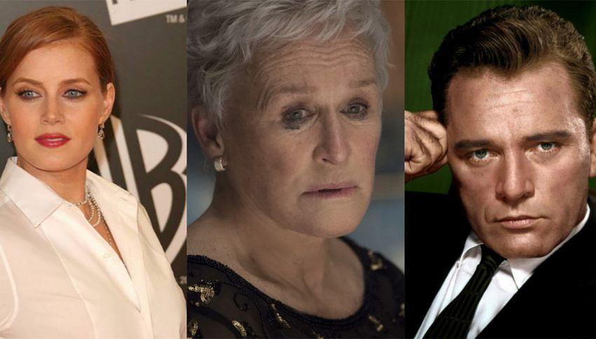 Chi sono gli attori con più nomination agli Oscar e zero titoli