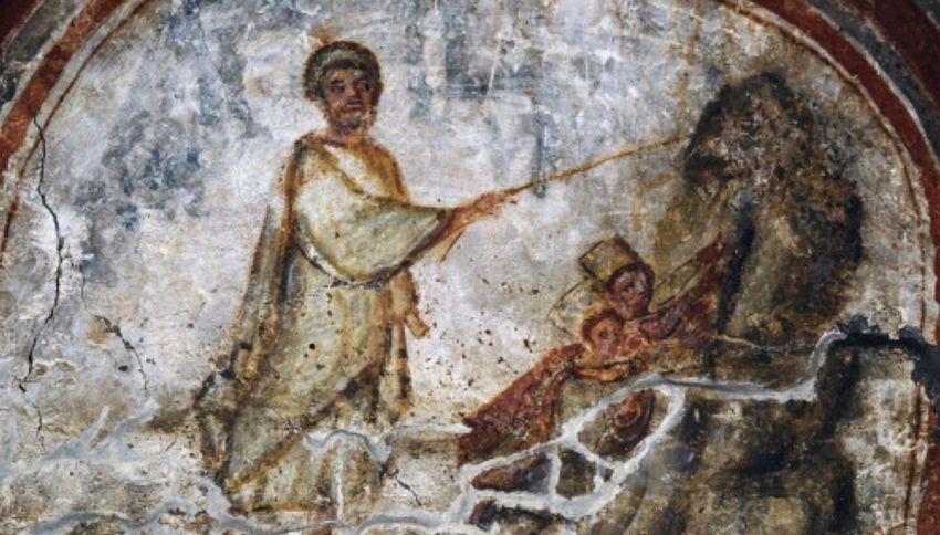 Un post-it sulla pietra è la prima traccia della lingua italiana