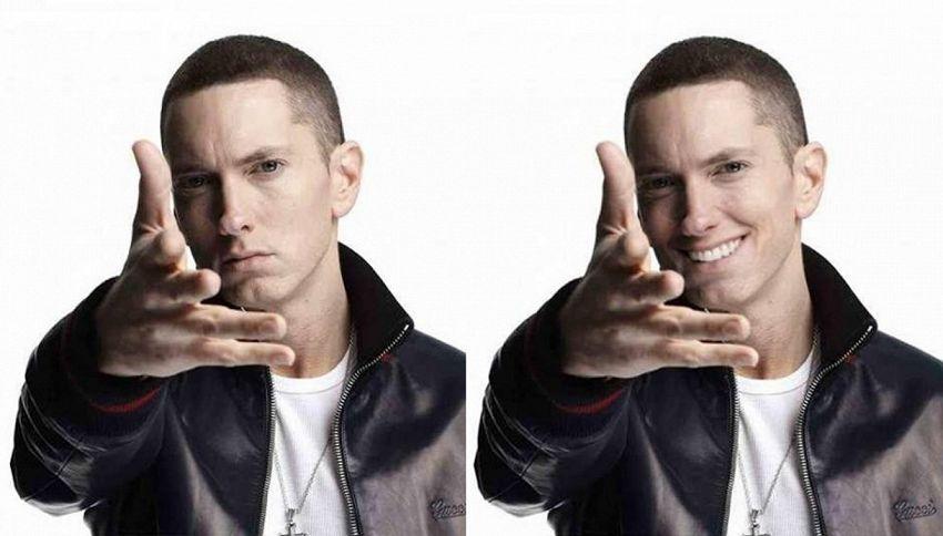 Finalmente è stato trovato il modo per far sorridere Eminem