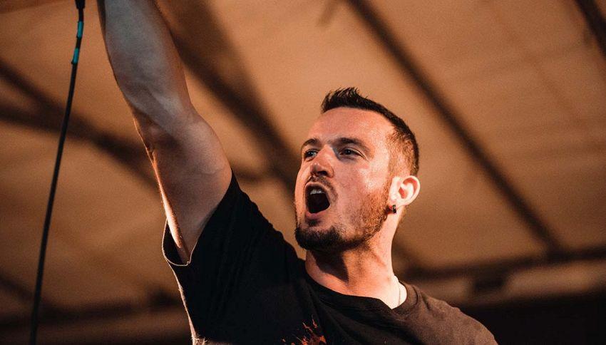 Lo sciatore Dominik Paris spacca anche come cantante heavy metal
