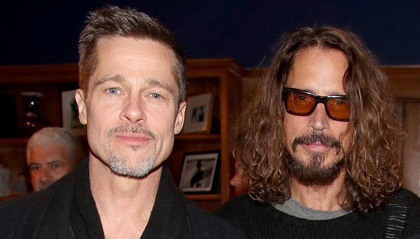 Fermi tutti: Brad Pitt produrrà un documentario su Chris Cornell