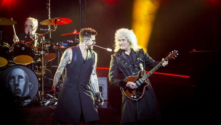 I Queen tornano con Adam Lambert: suoneranno live agli Oscar