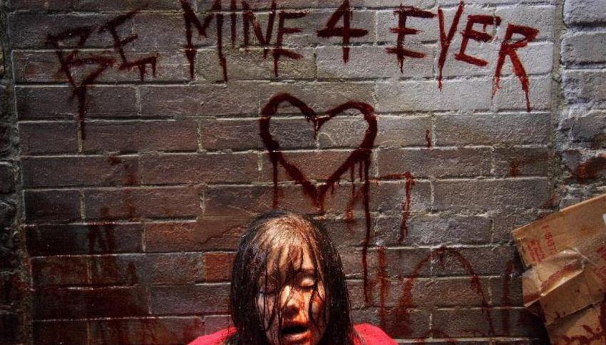 San Valentino horror: è questo il nuovo trend del cinema