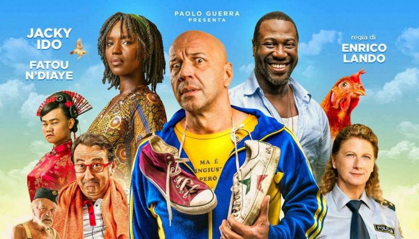 """Cosa sappiamo su """"Scappo a casa"""", il nuovo film di Aldo Baglio"""