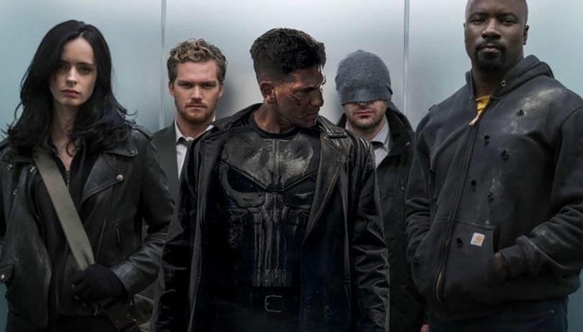 Netflix, ecco che fine hanno fatto le serie tv Marvel