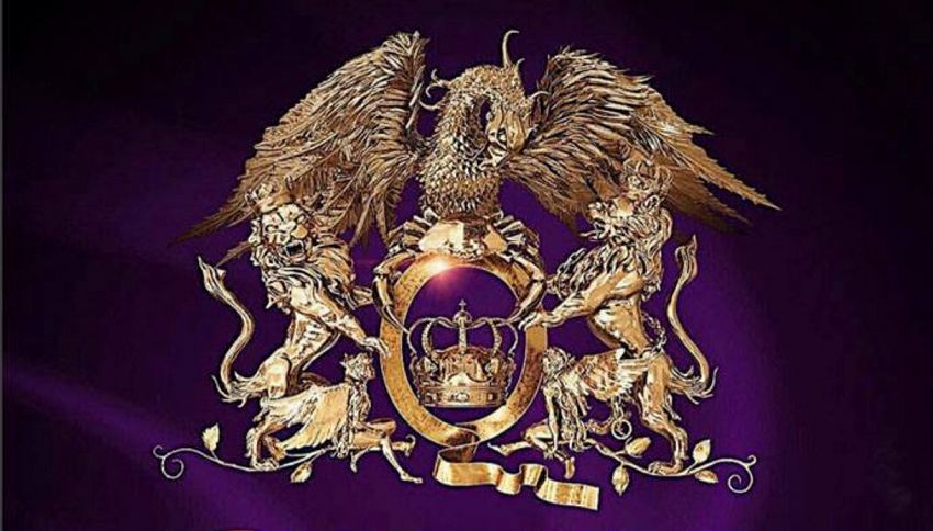 Il significato del logo dei Queen disegnato da Freddie Mercury