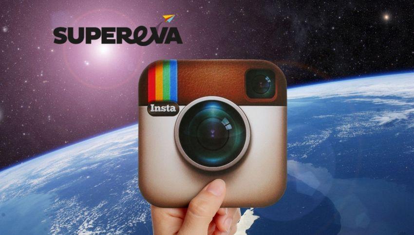 L'attesa è finita: è arrivato l'account Instagram di Supereva