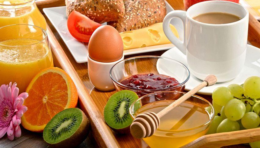 Sai qual è l'unico cibo eterno? Lo trovi a tavola a colazione