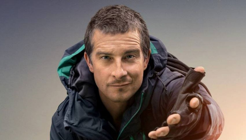 "Netflix: Bear Grylls farà uno show interattivo come""Black Mirror"""