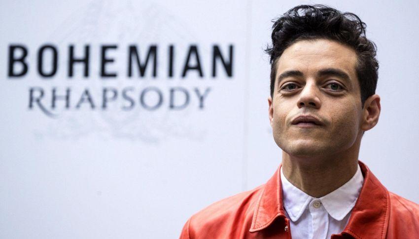 Bohemian Rhapsody è nella Top 10 dei film più visti in Italia