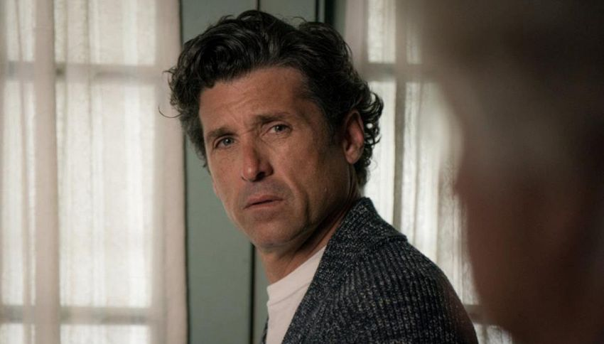 Patrick Dempsey è Harry Quebert: il bestseller sbarca in tv