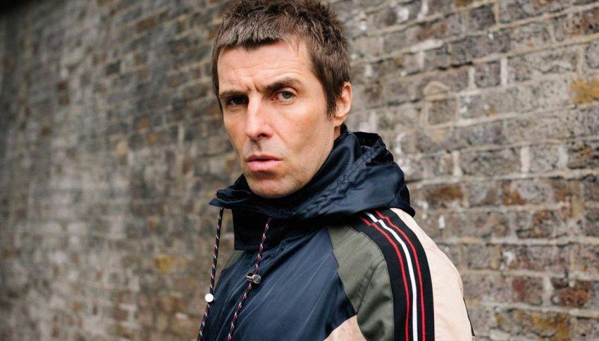 Nel nuovo album di Liam Gallagher c'è anche il figlio