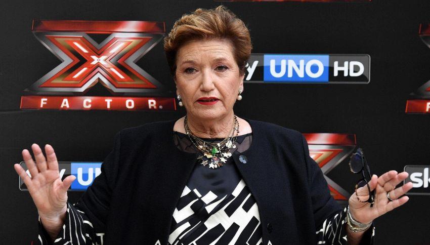 X Factor revolution: anche Mara Maionchi vuole lasciare