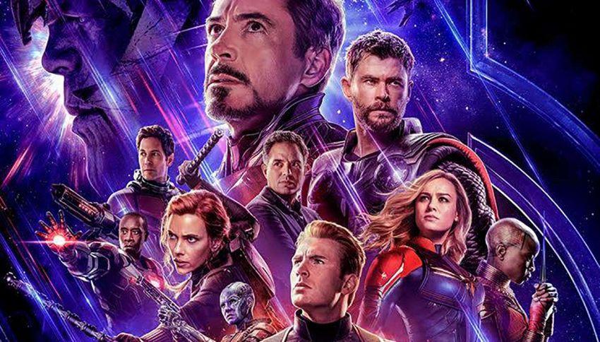 Marvel, 1000 dollari a chi completerà una maratona dei suoi film