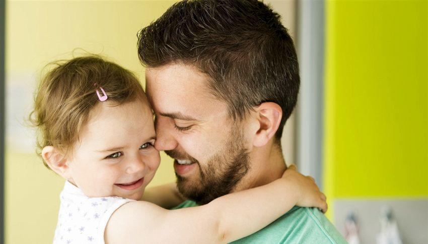 Le figlie femmine rendono i papà migliori #lodicelascienza