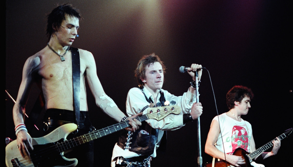 Sex Pistols come i Queen: arriva il film biopic sulla band