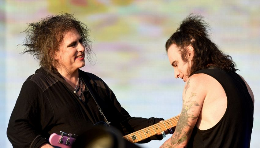 The Cure: il nuovo album è finalmente pronto